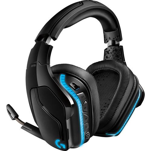 Logitech G935 Wireless 7.1 Surround Sound LIGHTSYNC Gaming Headset