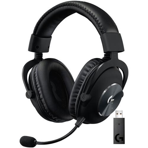 Logitech G PRO X Wireless LIGHTSPEED Gaming Headset (Black)