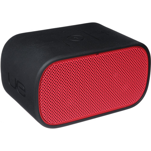 Logitech UE Mobile Boombox (Black/Red)