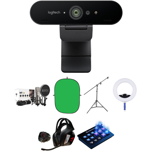 Logitech Ultimate Professional Streaming Kit