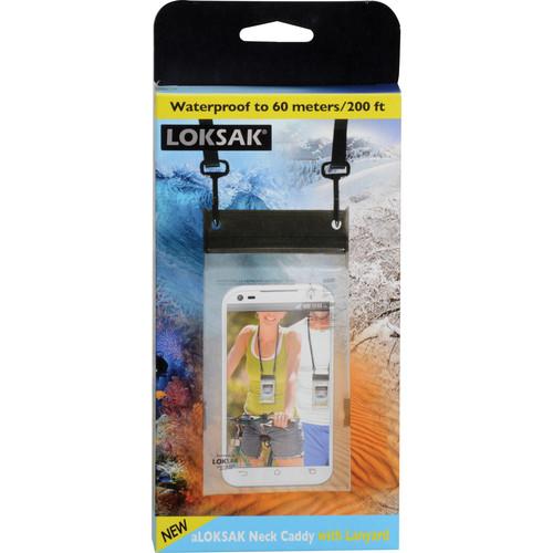 "LOKSAK aLOKSAK Waterproof Lanyard Bag (3.9 x 7.0"")"