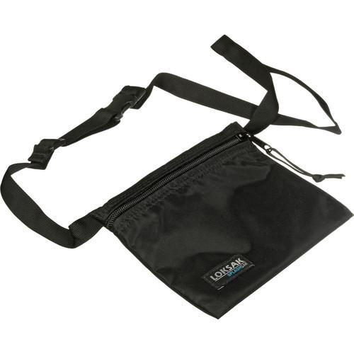 "LOKSAK SPLASHSAK 7 x 6"" Dipper FP with Two 6.75 x 6.00"" aLOKSAK Waterproof Bags (Black)"