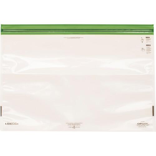 """LOKSAK OPSAK Waterproof Bags - 28 x 20"""" (2-Pack)"""