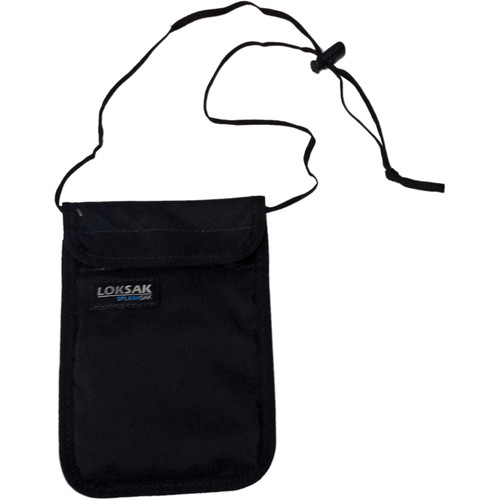 LOKSAK PDA/ID Neck Caddy (Black)