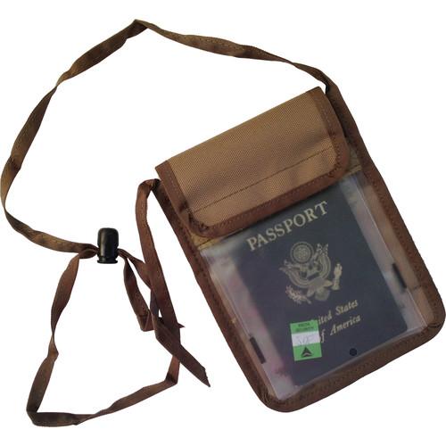 LOKSAK PDA/ID Neck Caddy (Tan)