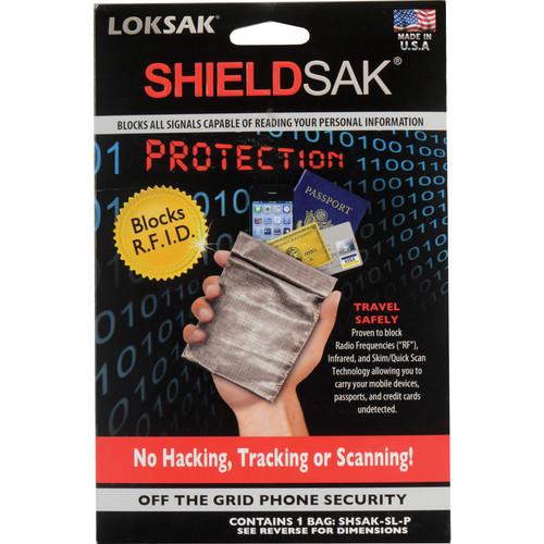 LOKSAK SHIELDSAK Signal-Blocking Pouch