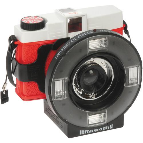 Lomography Diana F+ Medium Format Camera (MEG Edition)