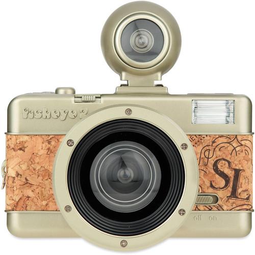 Lomography Fisheye No.2 35mm Camera (Brut)