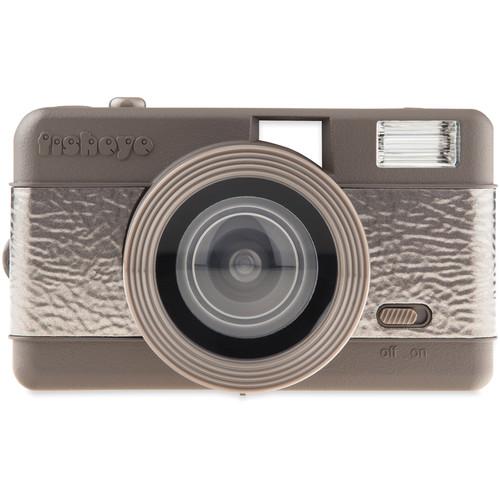 Lomography Fisheye One 35mm Camera (Olive/Gray)