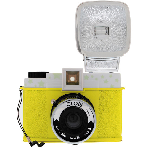 Lomography Diana F+ Medium Format Camera (Glow)