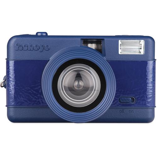 Lomography Fisheye One 35mm Camera (Dark Blue)