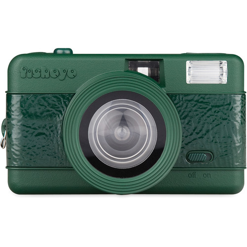 Lomography Fisheye One 35mm Camera (Dark Green)