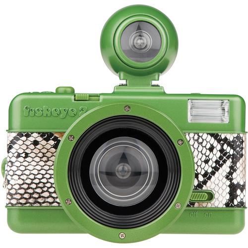 Lomography Fisheye No.2 35mm Camera (Python)