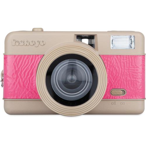 Lomography Fisheye One 35mm Camera (Beige Pink)