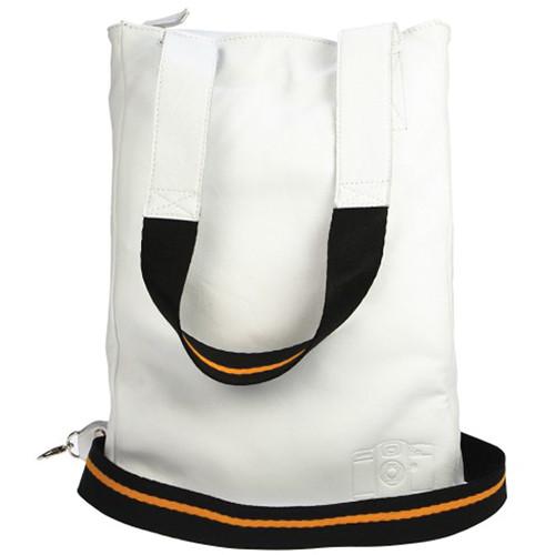 Lomography Lomofolio Bag (White & Orange)
