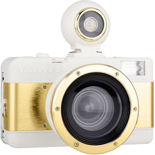 Lomography Fisheye No. 2 Camera 35mm (Caspian)