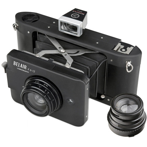 Lomography Belair X 6-12 City Slicker Medium Format Camera