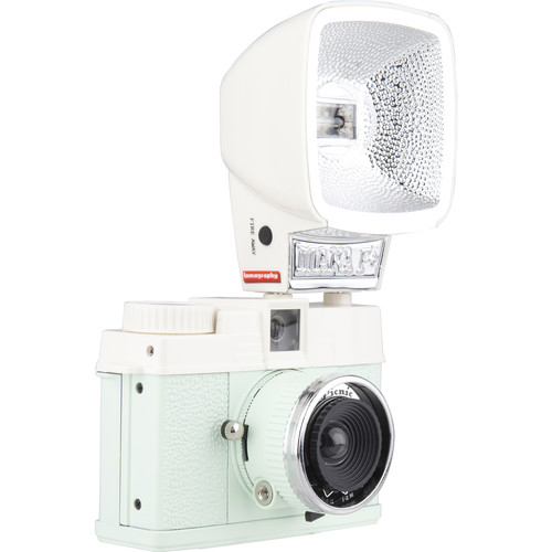 Lomography Diana Mini 35mm Camera with Flash (Picnic Edition)