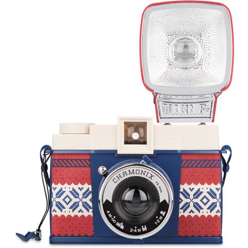 Lomography Diana F+ Medium Format Camera (Chamonix)
