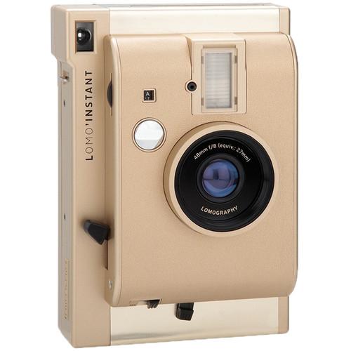 Lomography Lomo'Instant Instant Film Camera (Yangon Edition)