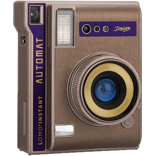 Lomography Lomo'Instant Automat Instant Film Camera (Dahab)