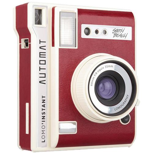 Lomography Lomo'Instant Automat Instant Film Camera (South Beach)