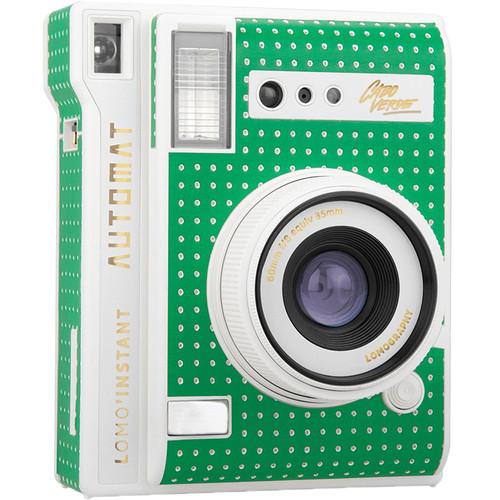 Lomography Lomo'Instant Automat Instant Film Camera (Cabo Verde)