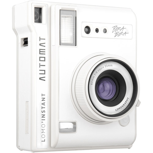 Lomography Lomo'Instant Automat Instant Film Camera (Bora Bora)