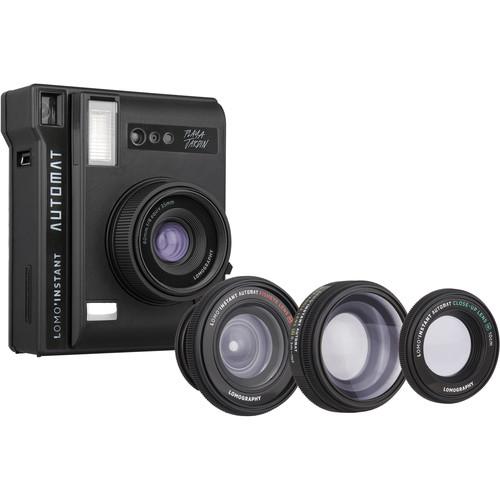 Lomography Lomo'Instant Automat Instant Film Camera and Lenses (Playa Jardín)