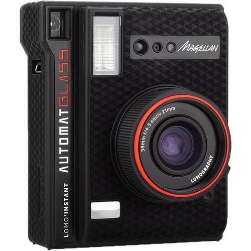 Lomography Lomo'Instant Automat Glass Instant Film Camera (Magellan Edition)