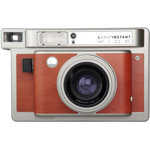 Lomography Lomo'Instant Wide Central Park Camera and Lenses
