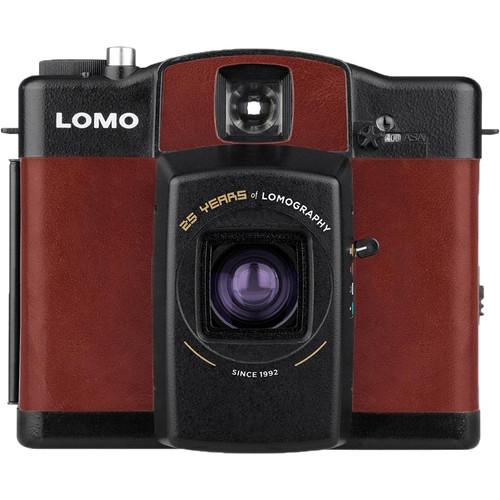 Lomography LC-A 120 Film Camera (25th Anniversary Edition)