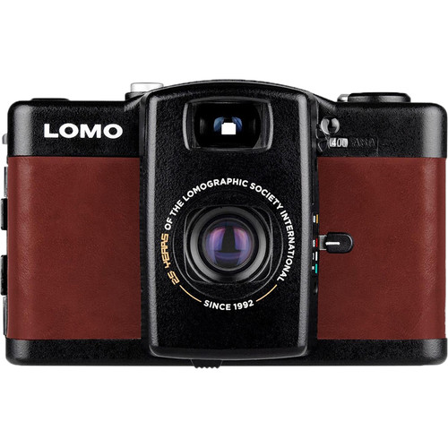 Lomography LC-A+ 35mm Film Camera (25th Anniversary Edition)