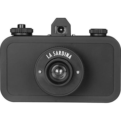 Lomography La Sardina DIY Black Edition Camera