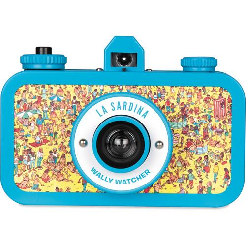 Lomography La Sardina Wally Watcher Edition Camera