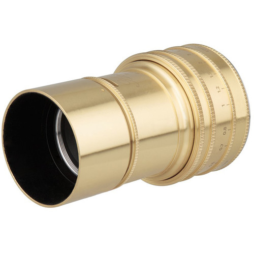 Lomography Daguerreotype Achromat 64mm f/2.9 Art Lens for Nikon F (Brass)