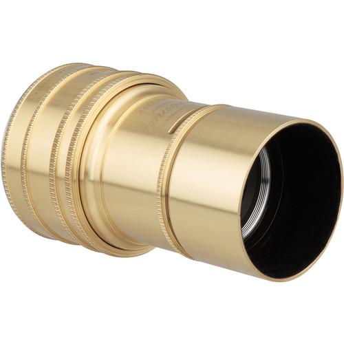 Lomography Daguerreotype Achromat 64mm f/2.9 Art Lens for Nikon F (Chrome-Plated Brass)