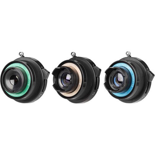 Lomography Experimental Lens Kit for Micro Four Thirds Cameras