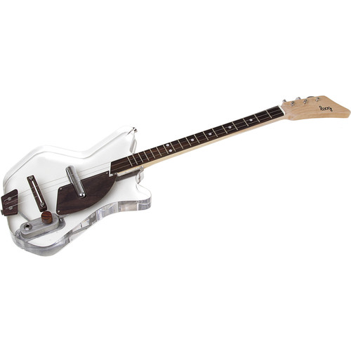 LOOG Electric Loog (Transparent Lucite)