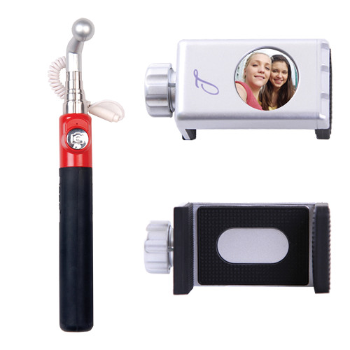 Looq Looq S Battery-Free Extended Selfie Arm with Button