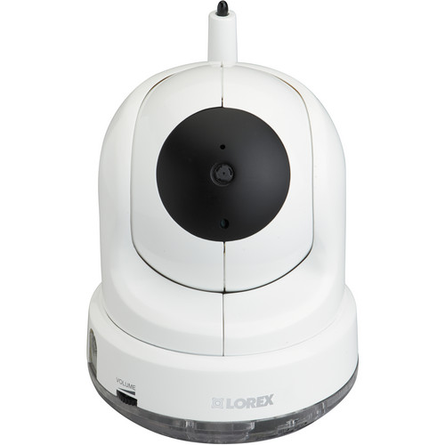 """Lorex by FLIR Care 'N' Share Series Wireless Night Vision Pan / Tilt Color Camera for 3.5"""" LCD Baby Monitor"""