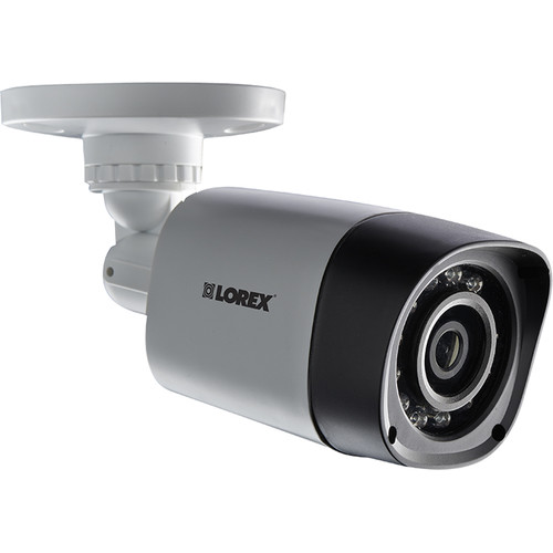 Lorex by FLIR 720p IR Bullet Camera with 3.6mm Fixed Lens (90° FOV)