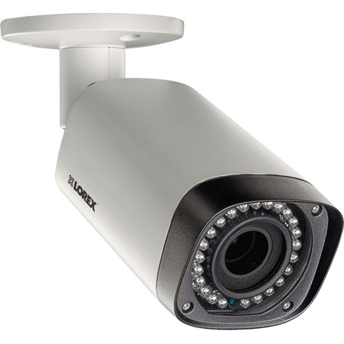 Lorex by FLIR LNB3373S Series 3MP Outdoor Network Bullet Camera with Night Vision