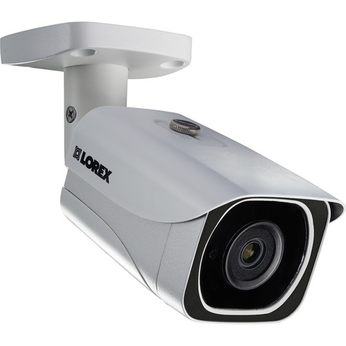 Lorex LNB8111B 8MP Outdoor Network Bullet Camera with Color Night Vision