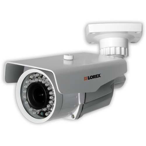Lorex by FLIR 960H Weatherproof Night-Vision Outdoor Security Camera with 2.8 to 12mm Varifocal Lens