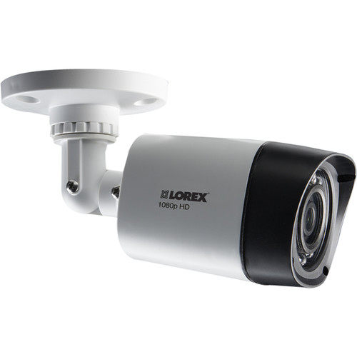 Lorex by FLIR MPX Series 1080p IR Bullet Camera with 3.6mm Fixed Lens (Gift Box Packaging)
