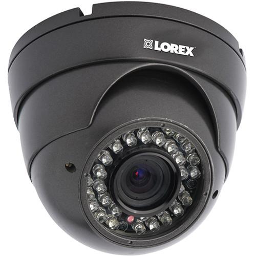 Lorex by FLIR 1080p Motorized Zoom IR Indoor/Outdoor Dome Camera with 2.8 to 12mm Varifocal Lens