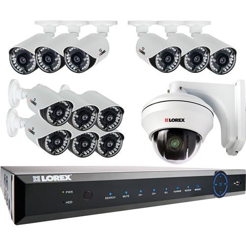 Lorex by FLIR ECO6 Stratus 16-Channel 2TB DVR with 13 Cameras