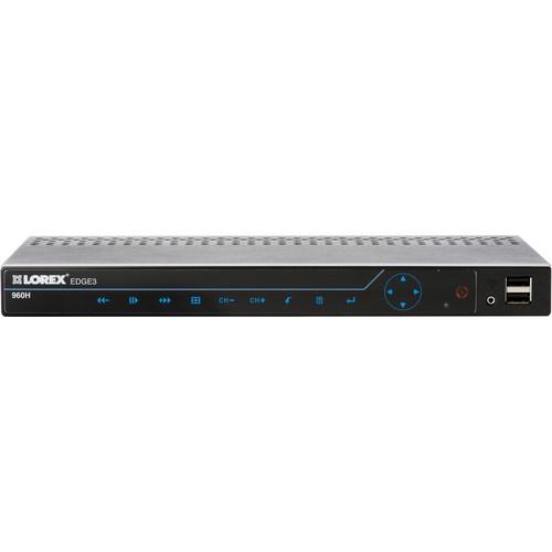 Lorex by FLIR LH3481001 Edge3 8-Channel 960H Technology Security DVR (1TB)