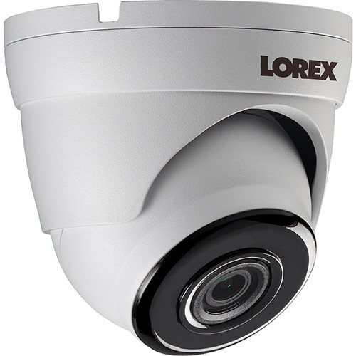 Lorex 4MP Outdoor Network Dome Camera with Color Night Vision (3-Pack)